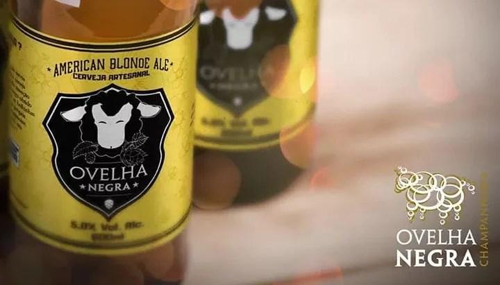 Champanharia Ovelha Negra lança Cerveja própria