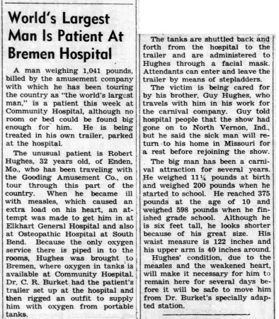 Hughes - fattest man has measles - Enquirer_Thu__Jul_10__1958_