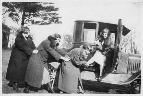Koontz girls - 1920s