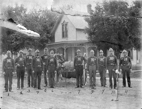 1900s fire department