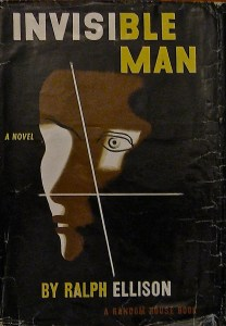 Invisible Man Ralph Ellison later state DJ $5.95 copy