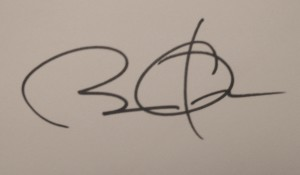 Barack Obama Signature Dreams From My Father 1st Edition