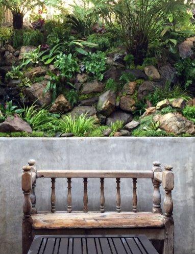 bench-at-lavi-waterfall