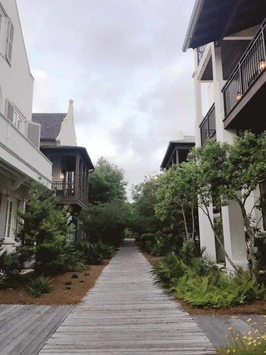 Rosemary Beach Florida - A Gluten Free Travel Guide on 30A