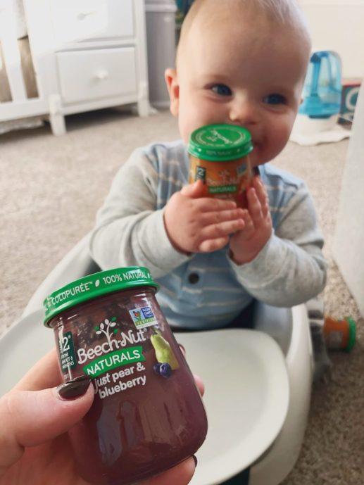 Beech-Nut Naturals Baby Foods - BrendaDalton.com