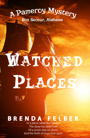 Watched Places book cover