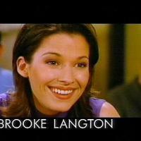 La foto del lunes: Cuando Brooke Langton era hot