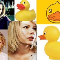 LA FOTO DEL LUNES: Jen tiene cara de pato