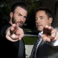 Civil War: Chris Evans Vs Robert Downey Jr. (Segunda parte)