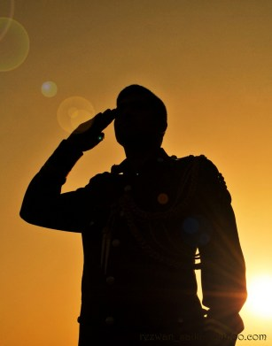 soldiersalute