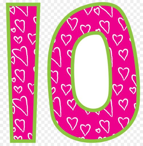 pink ten