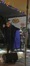 Singer-Songwriter Brenda Layne performing at Surf n Sea
