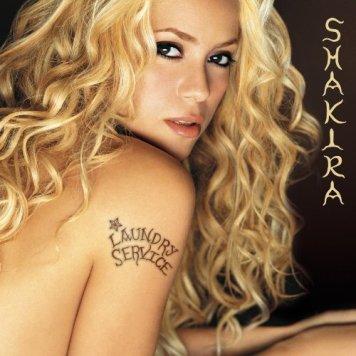 """Shakira """"Laundry Service"""""""