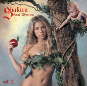 "Shakira ""Oral Fixation Vol2"""
