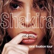 """Shakira """"Oral Fixation DVD"""""""