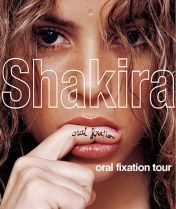 "Shakira ""Oral Fixation DVD"""