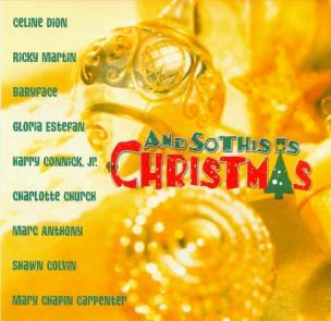 "Gloria Estefan ""And So This Is Christmas"""
