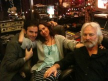 Doc, Minnie, and Jim Scott...