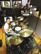 DW2 in the studio