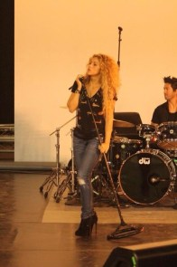 2015 marks my 17th year in Shakira's band as her drummer/percussionist, sometimes producer, and occasional co-writer