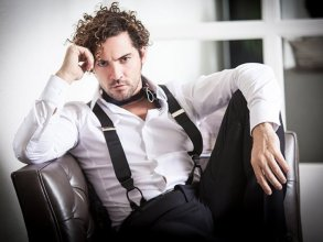 Co-writing and performing with Spanish star David Bisbal