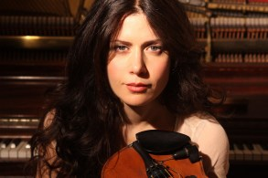 Violin virtuoso Lili Haydn