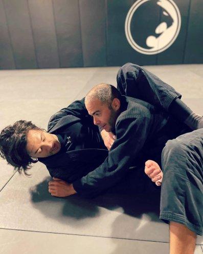 Jiu Jitsu with Zach Hellman