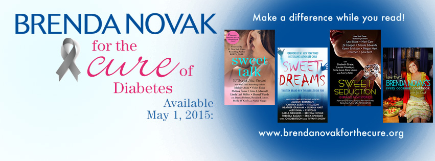 Brenda Novak diabetes auction