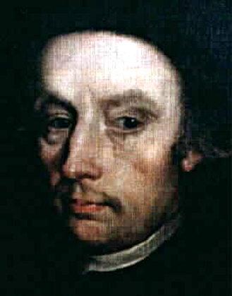 Saint Edmund Arrowsmith; from The Arrowsmith House, via Wikimedia Commons, used w/o permission. (1628)