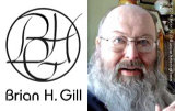 Brian H. Gill's Shop logo and photo of B.H. Gill