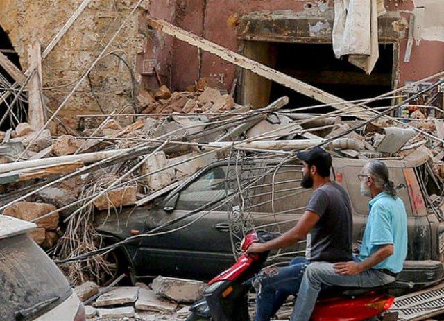 Beirut Survivors.
