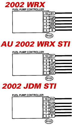 JDM Harness ID Help, and interesting wiring differences  NASIOC