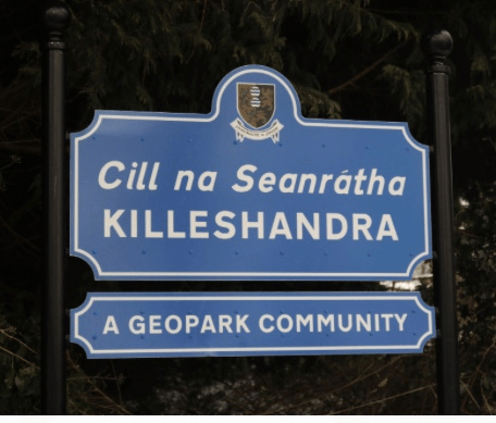 Killeshandra sign.png