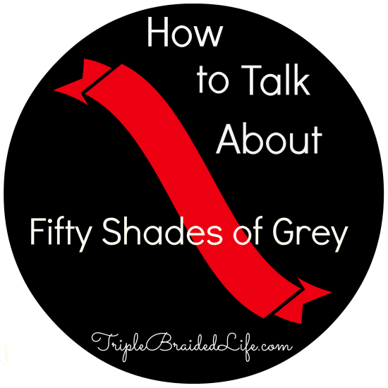 Fifty Shades of Grey - How to Talk about