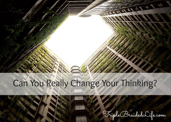 Can you really change your thinking