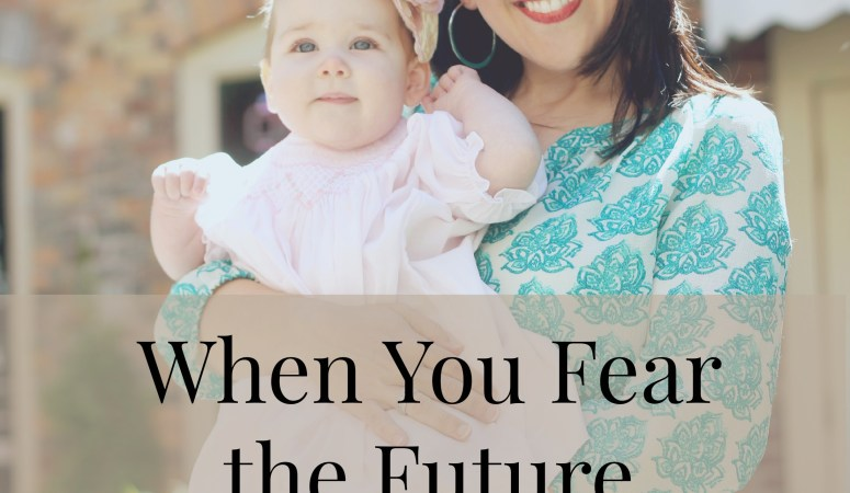 Confession: I'm Afraid of the Future for My Daughter