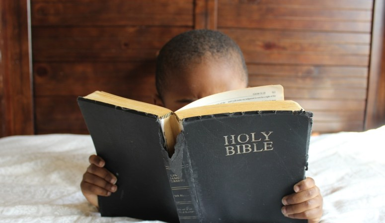 How I Got My Daughter to Beg Me to Read the Bible to Her
