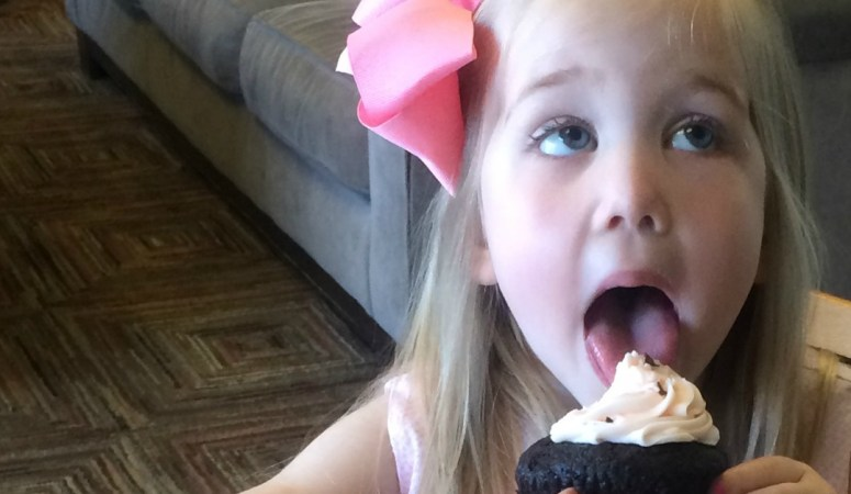 Why Your Daughter Needs to See You Eat