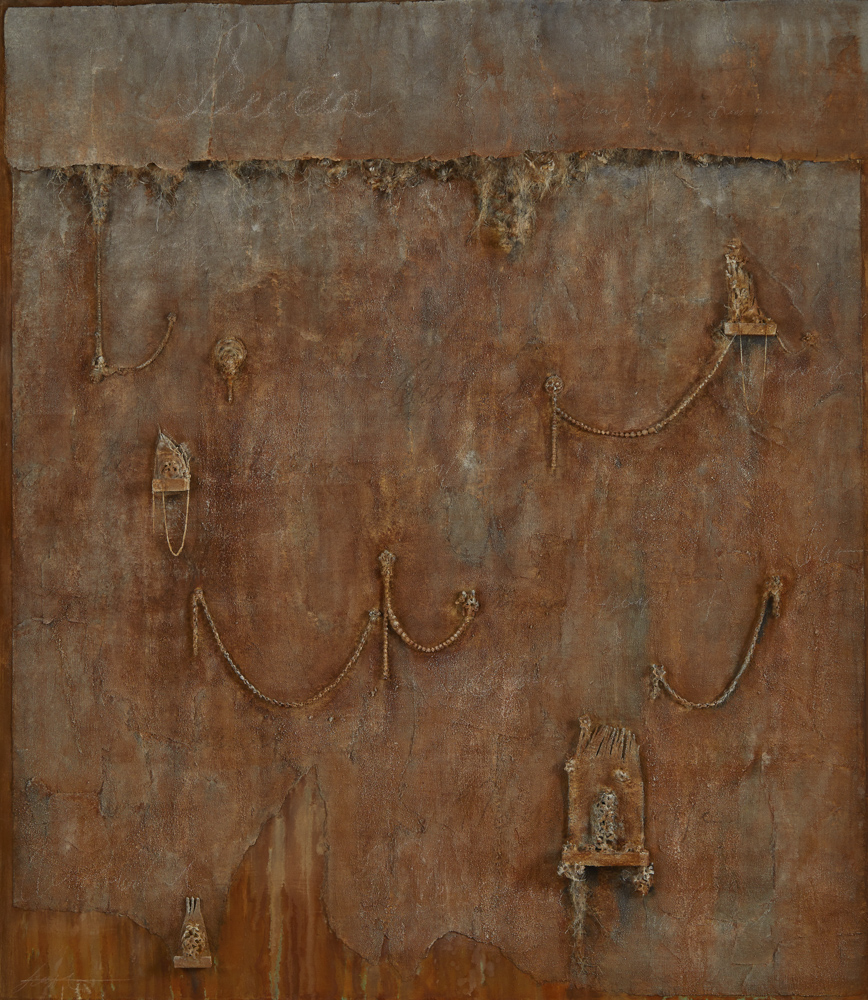 consecrated, painting