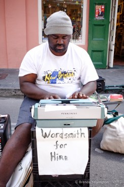 Wordsmith for hire