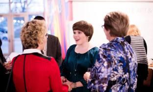 VIP Screening Photo courtesy of University of Arkansas — Fort Smith