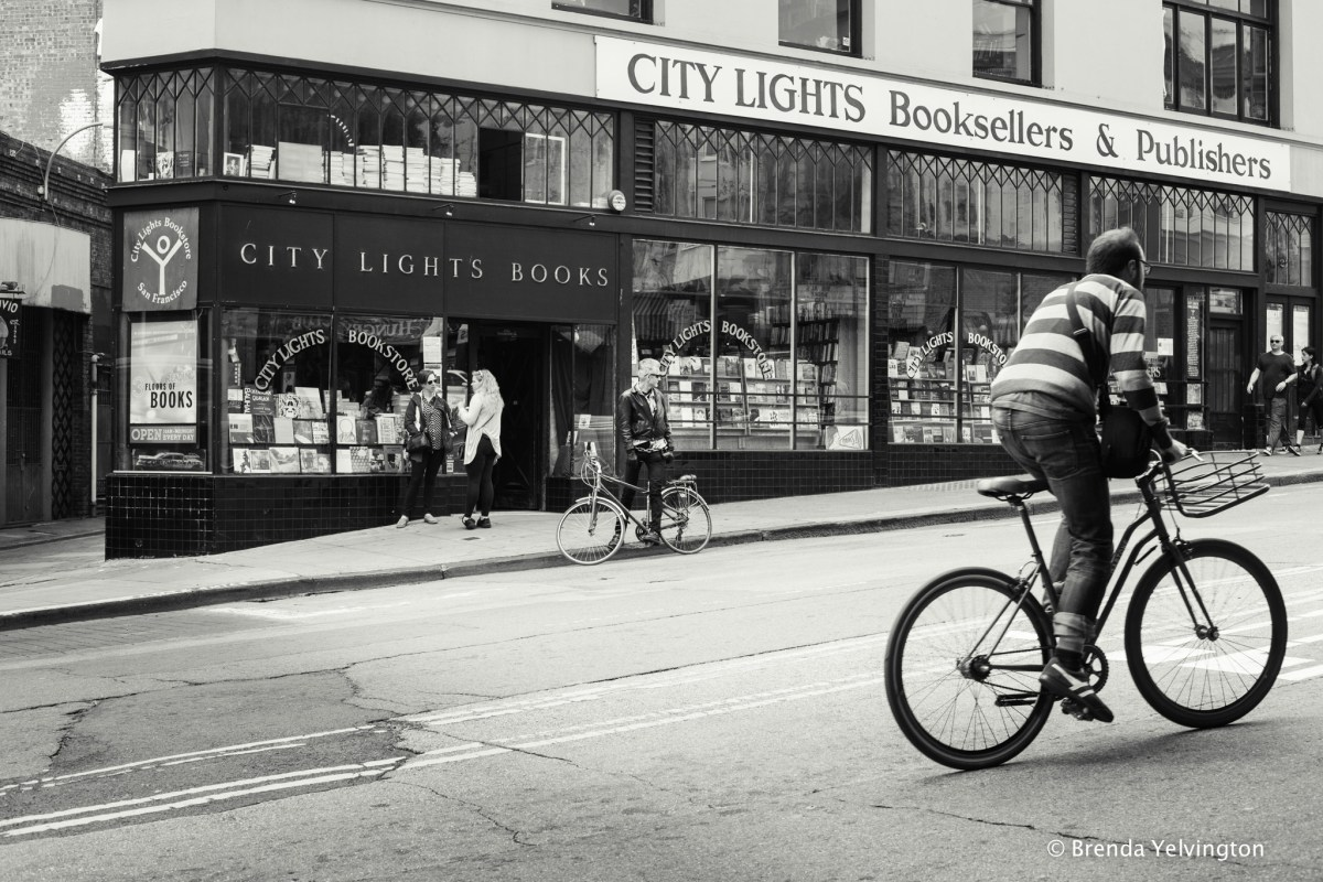 San Francisco City Lights Bookstore