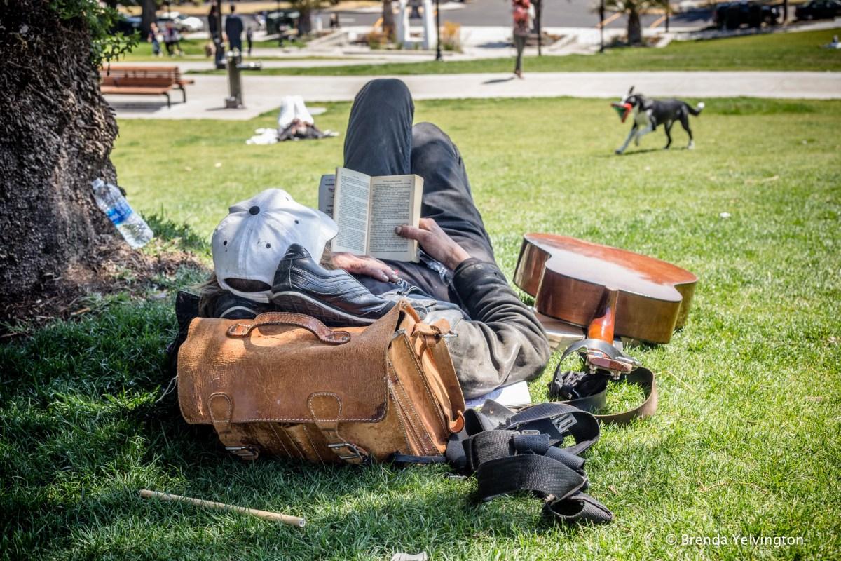 Mission park reader