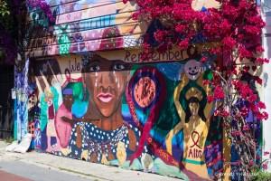 San Francisco mural 1