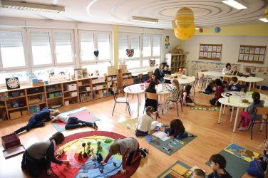 Montessori škola - DANAS SAMOSTALNA, SUTRA USPJEŠNA DJECA