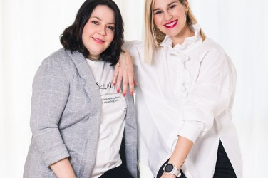 Ivana Fakin i Tajana Knez, Mama Market