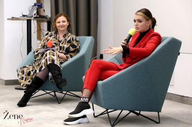 Ella Dvornik i Kristina Ercegović