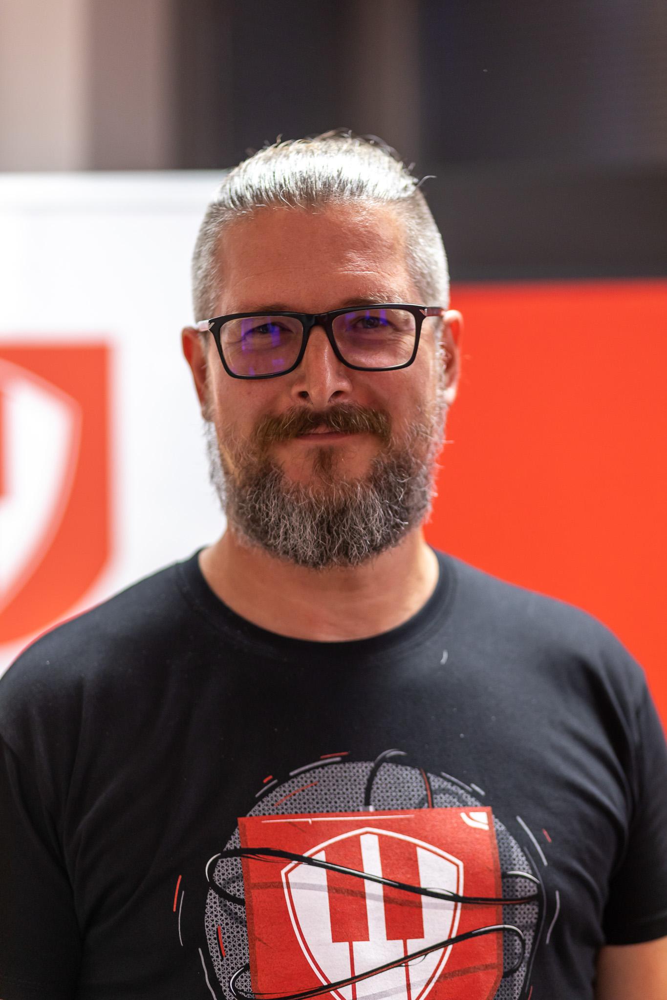 Andrej Lončarić, ravnatelj MPA - Škole glazbene produkcije i multimedije