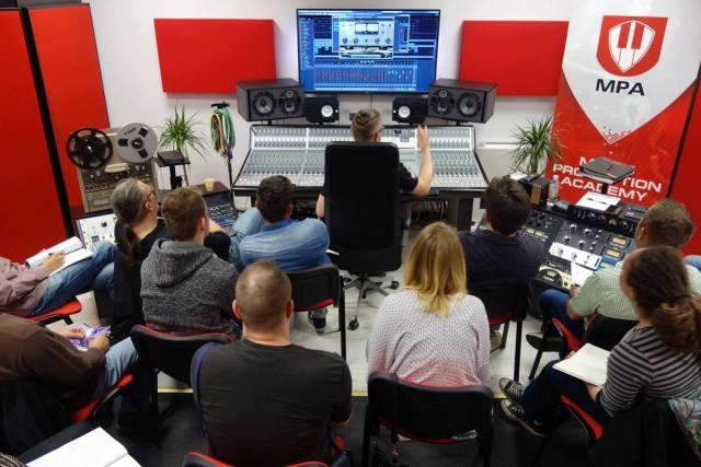MPA - Škole glazbene produkcije i multimedije