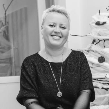 Lea Brezar, CEO Dhar media